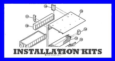 AC installation Kits