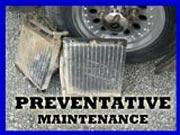 Preventative Maintenance for AC