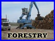 AC for Forestry Equipement